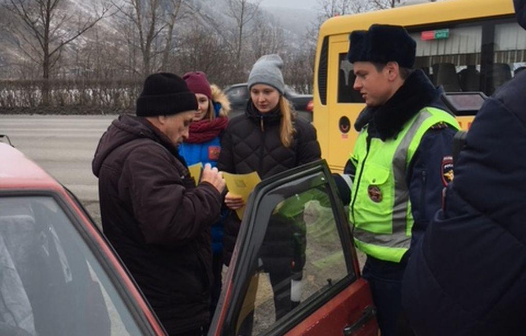 ВКузбассе работники ГИБДД проведут операцию «Каникулы»